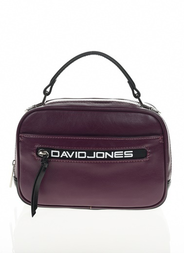 David Jones Clutch / El Çantası Mor